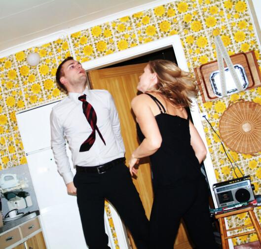 DANSING: Ifølge KK-spaltist Kjetil Østli aner ikke menn hva de går glipp av, når de ikke danser.  Foto: Scanpix