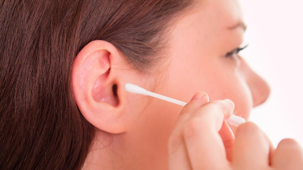 ØREVOKS: Har du noen gang lurt på hva ørevoks egentlig er? I denne saken får du svaret på nettopp dette!  Foto: Michal Ludwiczak - Fotolia