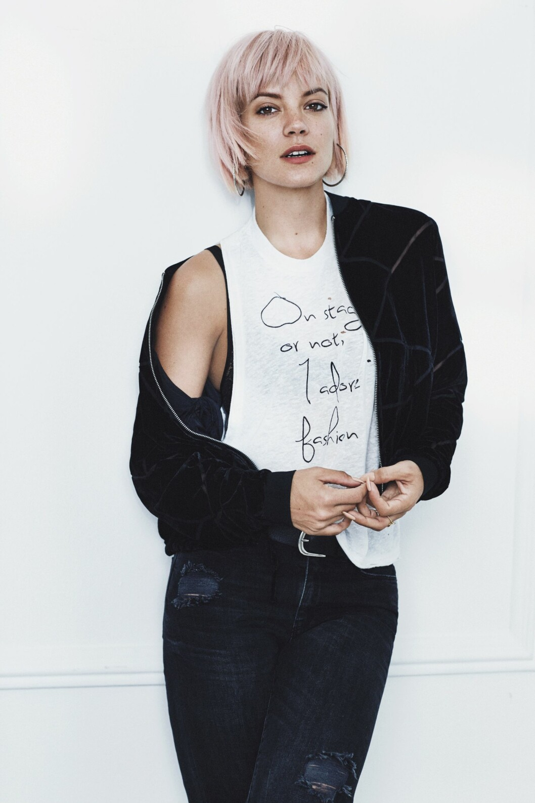 Lily Allen x Vero Moda Foto: Vero Moda