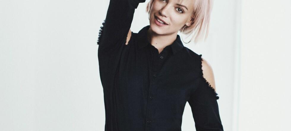Lily Allen (30) designer kolleksjon for Vero Moda