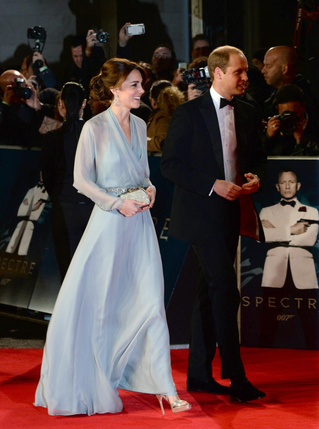 Hertuginne Kate og prins William. Foto: Pa Photos