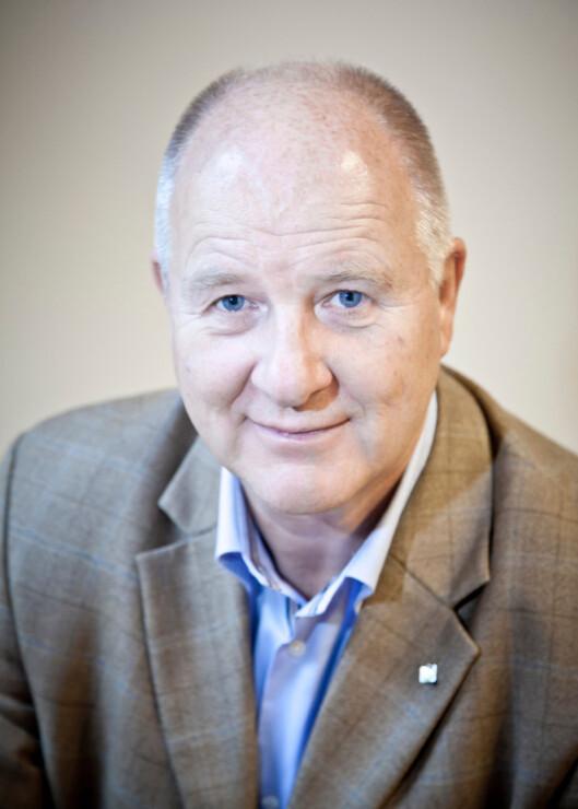 EKSPERT: Psykolog og seniorrådgiver ved Norsk Psykologforening, Anders Skuterud. Foto: Arne Olav Hageberg/Norsk Psykologforening