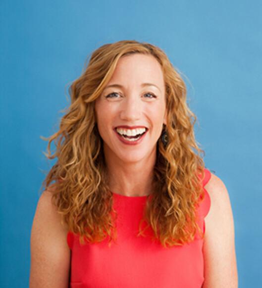 <strong>EKSPERTEN:</strong> Forskeren Christine Carter mener du oppnår mer ved å gjøre mindre. Foto: BLAKE FARRINGTON