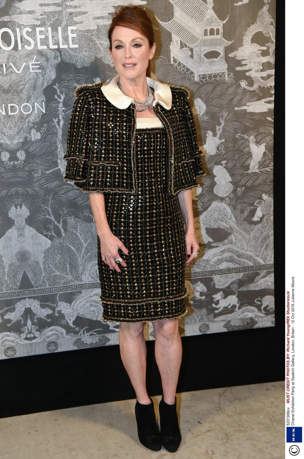 Julianne Moore Foto: Rex Features