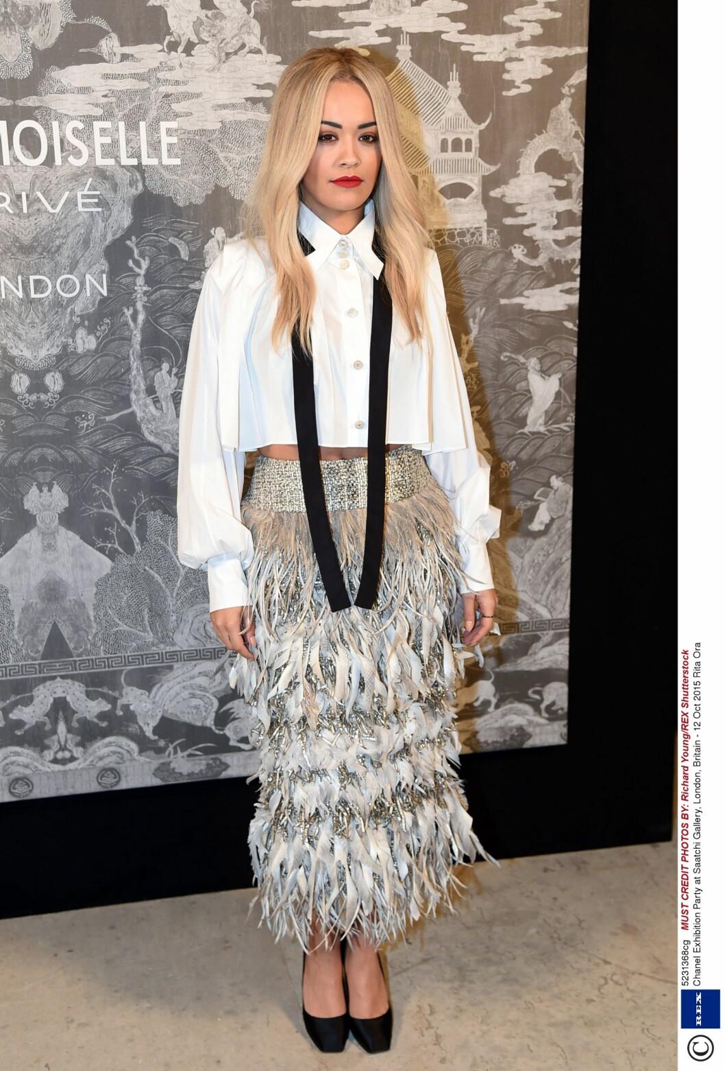Rita Ora Foto: Rex Features