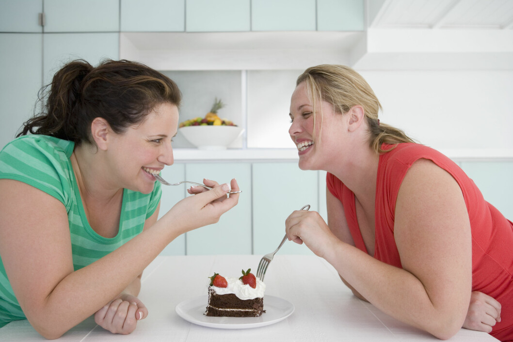 BLODSUKKERSTIGNING: Sukker og andre raske karbohydrater påvirker blodsukkeret raskt og mye,og bør helst unngås. Foto: (c) Heide Benser/Corbis/All Over Press