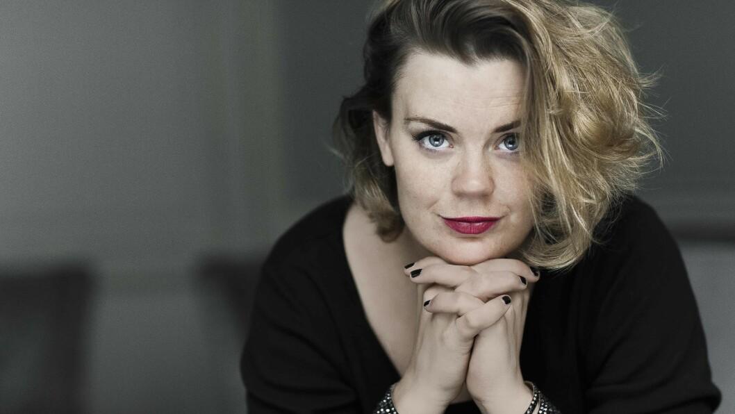 <strong>LYKKELIG:</strong> Musikeren Ida Maria Børli Sivertsen (31) er lykkeligere enn noen gang, men veien dit har vært tøff. Foto: Astrid Waller