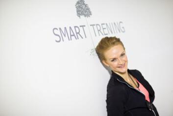EKSPERTEN: Personlig trener, Helle Bornstein. Foto: Smart Trening
