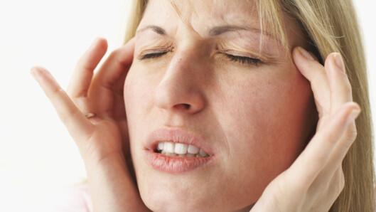MIGRENE: For noen går migrenen langt utover livskvaliteten. Foto: Scanpix