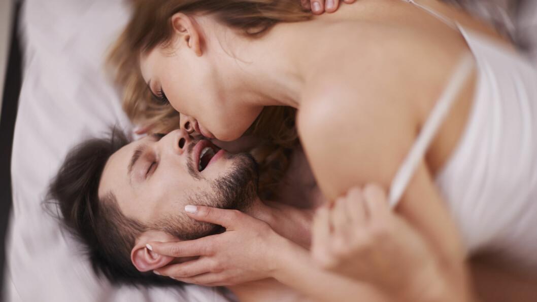 FAKE ORGASME: Vi vet at kvinner faker orgasme, men hvordan er det med menn?  Foto: gpointstudio - Fotolia