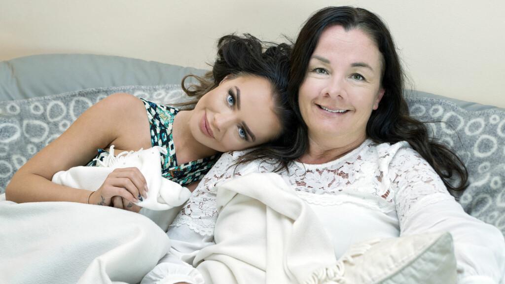 a5a672cb SOPHIE ELISE OG MAMMA LISE: – Vi har ofte lange samtaler, Sophie og jeg
