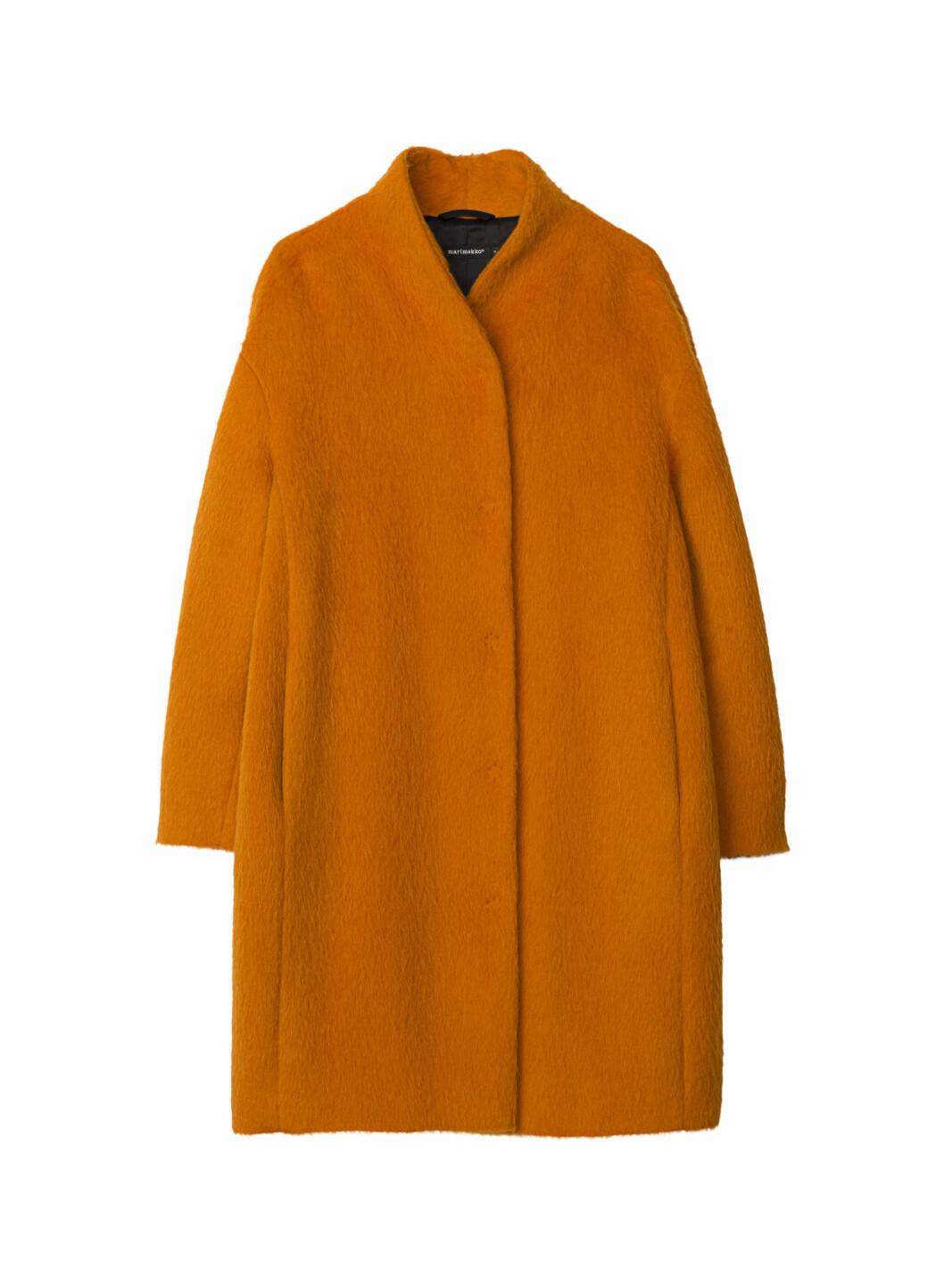 Oransje fra Marimekko, kr 4995 Foto: Produsentene