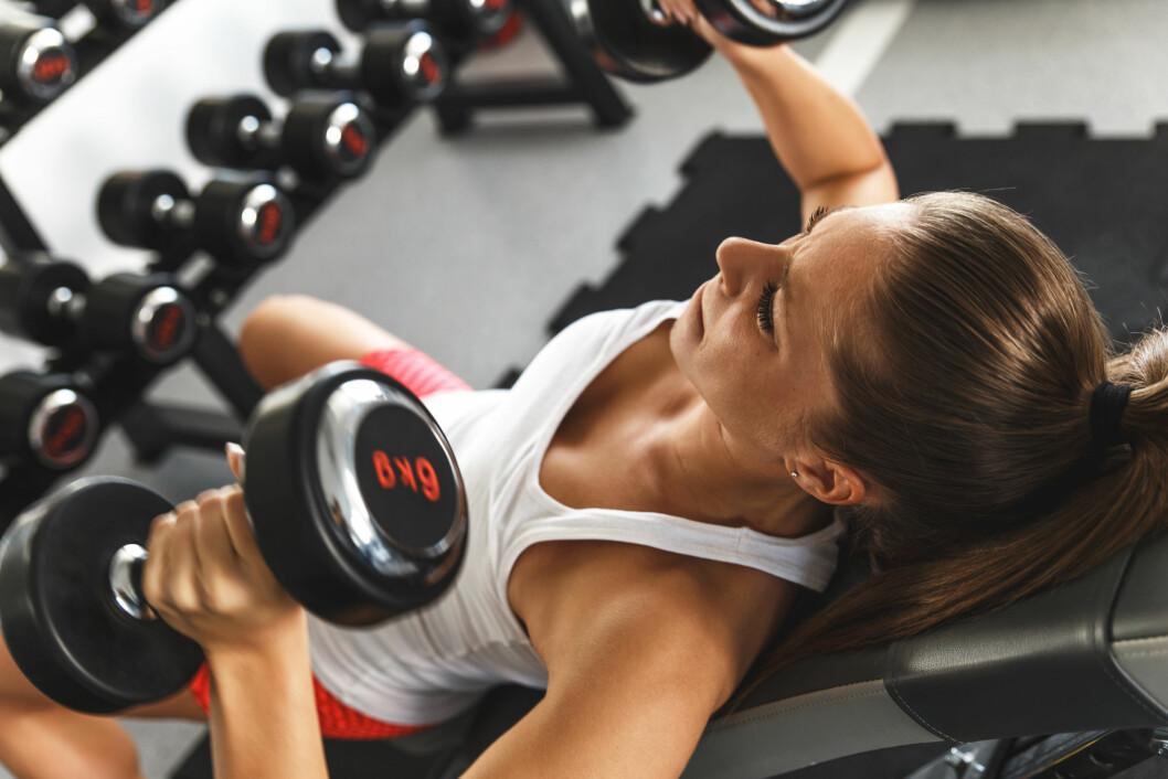VANLIG: Flere faktorer kan være med på å gjøre at vi går litt opp i vekt når vi trener. Foto: SolisImages - Fotolia