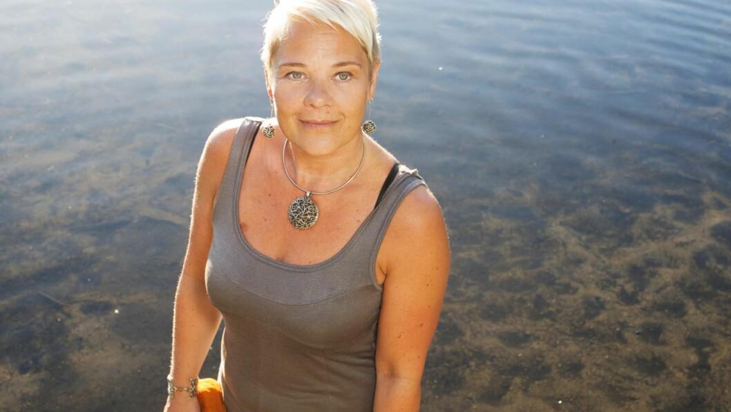 FIKK AKUTT BLODKREFT: Signe Schulze trodde hun var utbrent, men det viste seg at hun hadde akutt blodkreft.  Foto: Eva Kylland