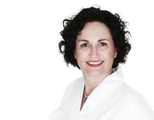 HUDTERAPEUT: Daglig leder og hudterapeut ved Oslo Hudpleieklinikk, Anne Berit Eide. Foto: Privat