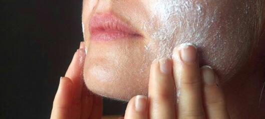 Vær forsiktig med peeling og skrubb