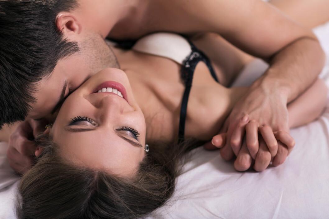 SKAL VÆRE GODT FOR BEGGE: Sex skal være godt for begge parter, derfor bør man gå forsiktig frem hvis man  skal prøve å overraske med noe ukjent, nytt og uventet på det seksuelle planet. Foto: llhedgehogll - Fotolia