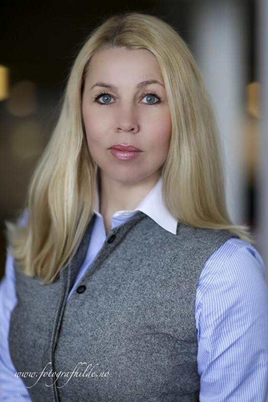 SEXOLOG: Sexologisk rådgiver Ulla Aasland, Foto: Hilde Brevig