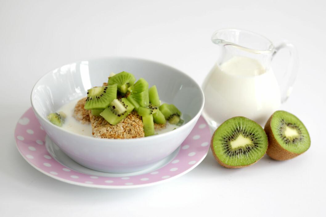 Weetabix with Kiwi Fruit Foto: Martin Lee/REX/All Over Press