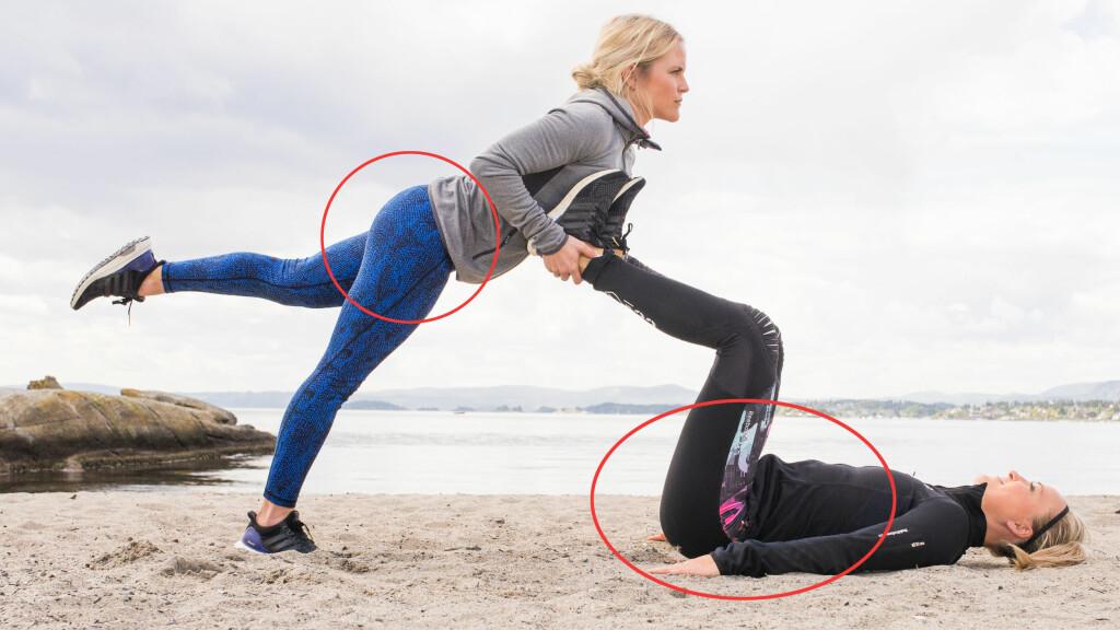 111578168 Trening: 5 øvelser som strammer rumpe, bein og mage - KK