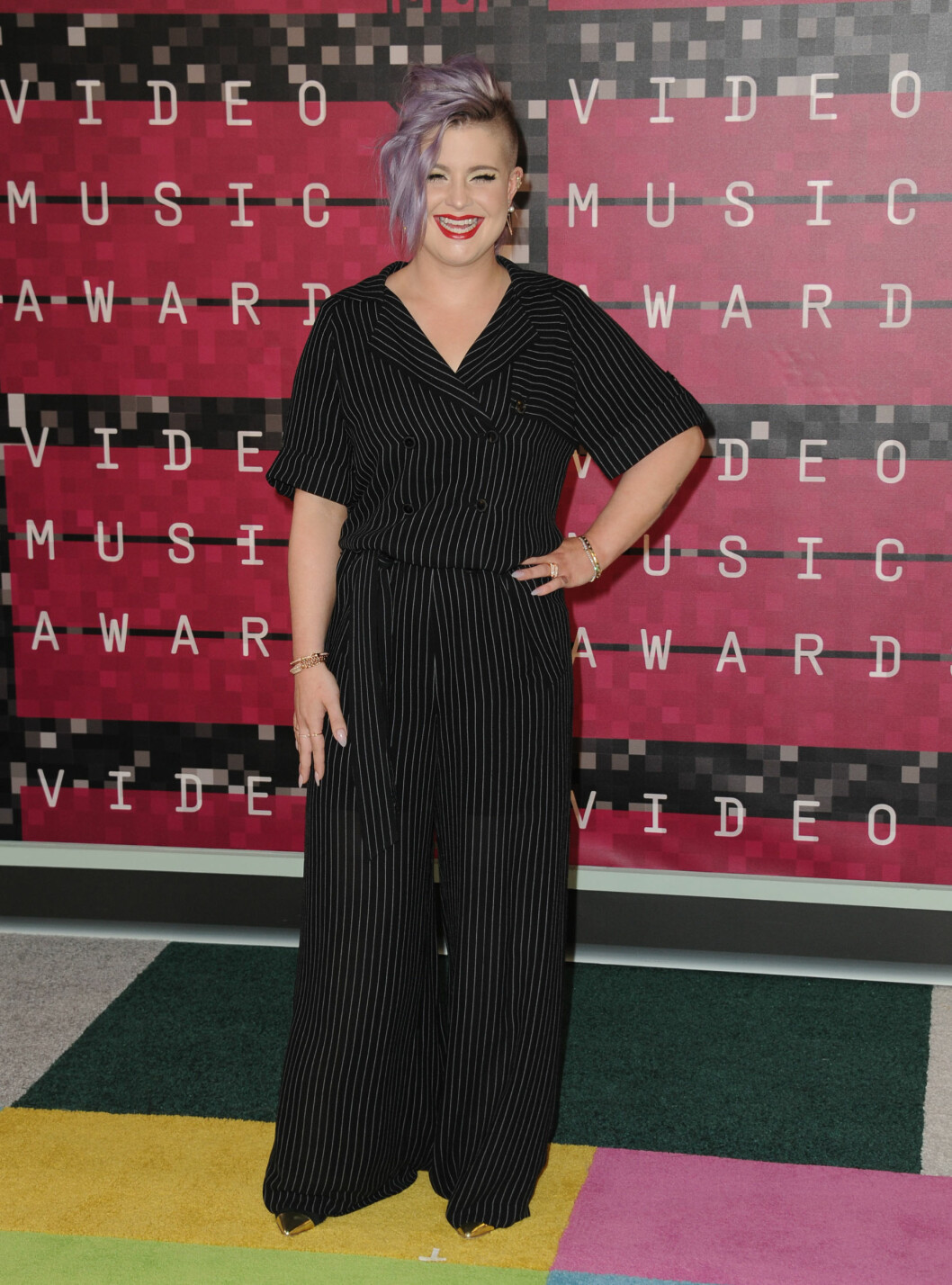 Kelly Osbourne (30) Foto: Zuma Press