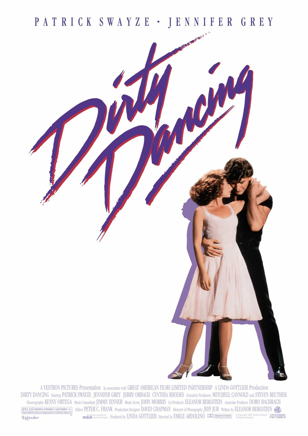 Dirty Dancing Foto: Scanpix