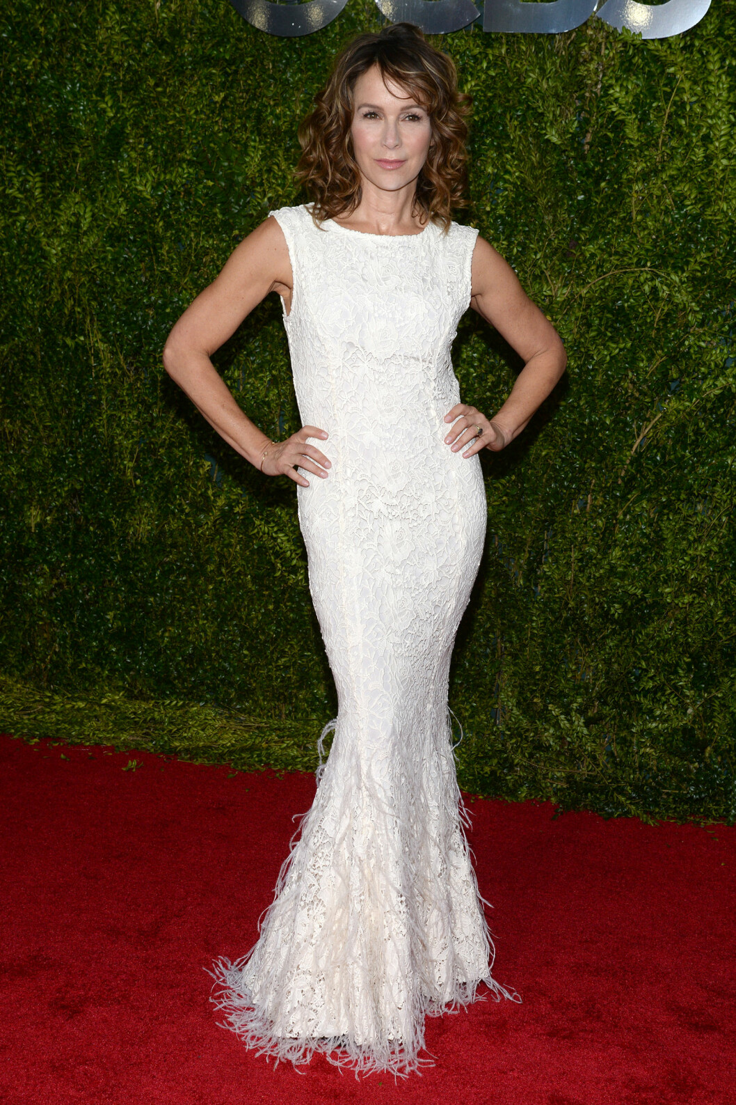 <strong>2015:</strong> Jennifer Grey på Tony Awards. Foto: SipaUSA