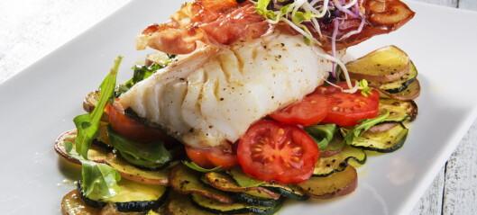 Bytt ut kjøtt med mager fisk