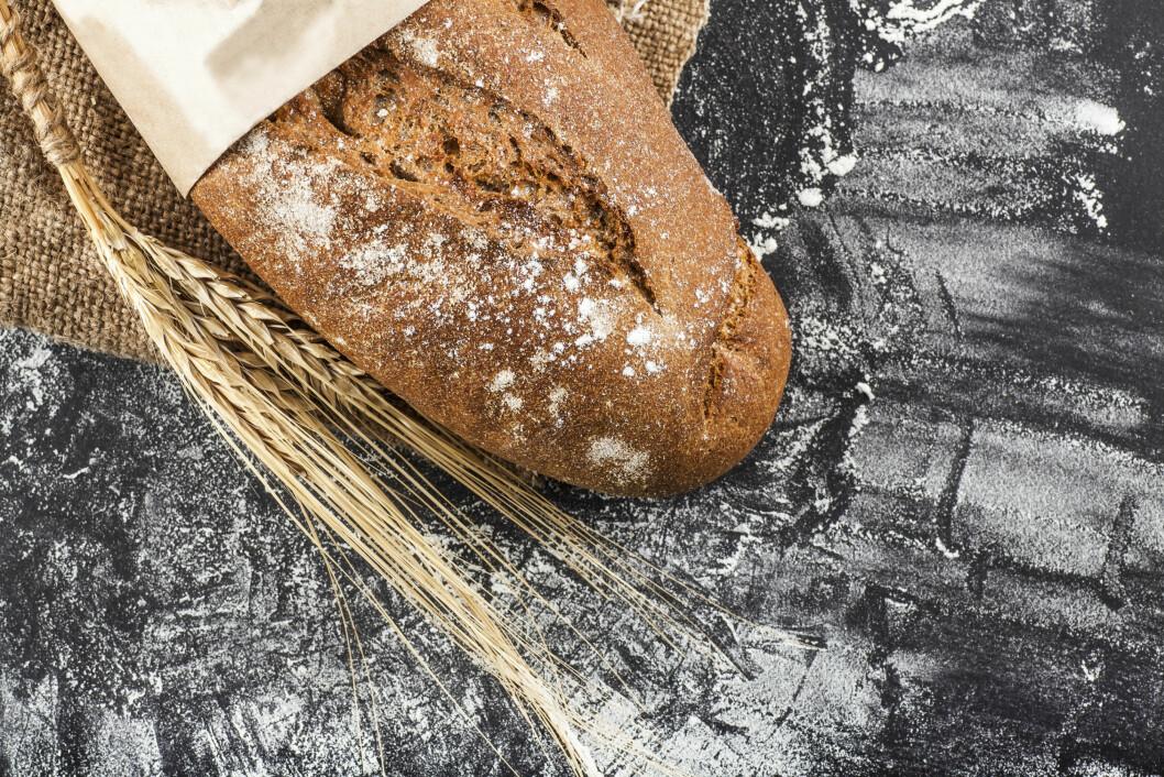 EKSTRA GROVT: Velg brød med så mye fullkorn som mulig.  Foto: Olexandr - Fotolia