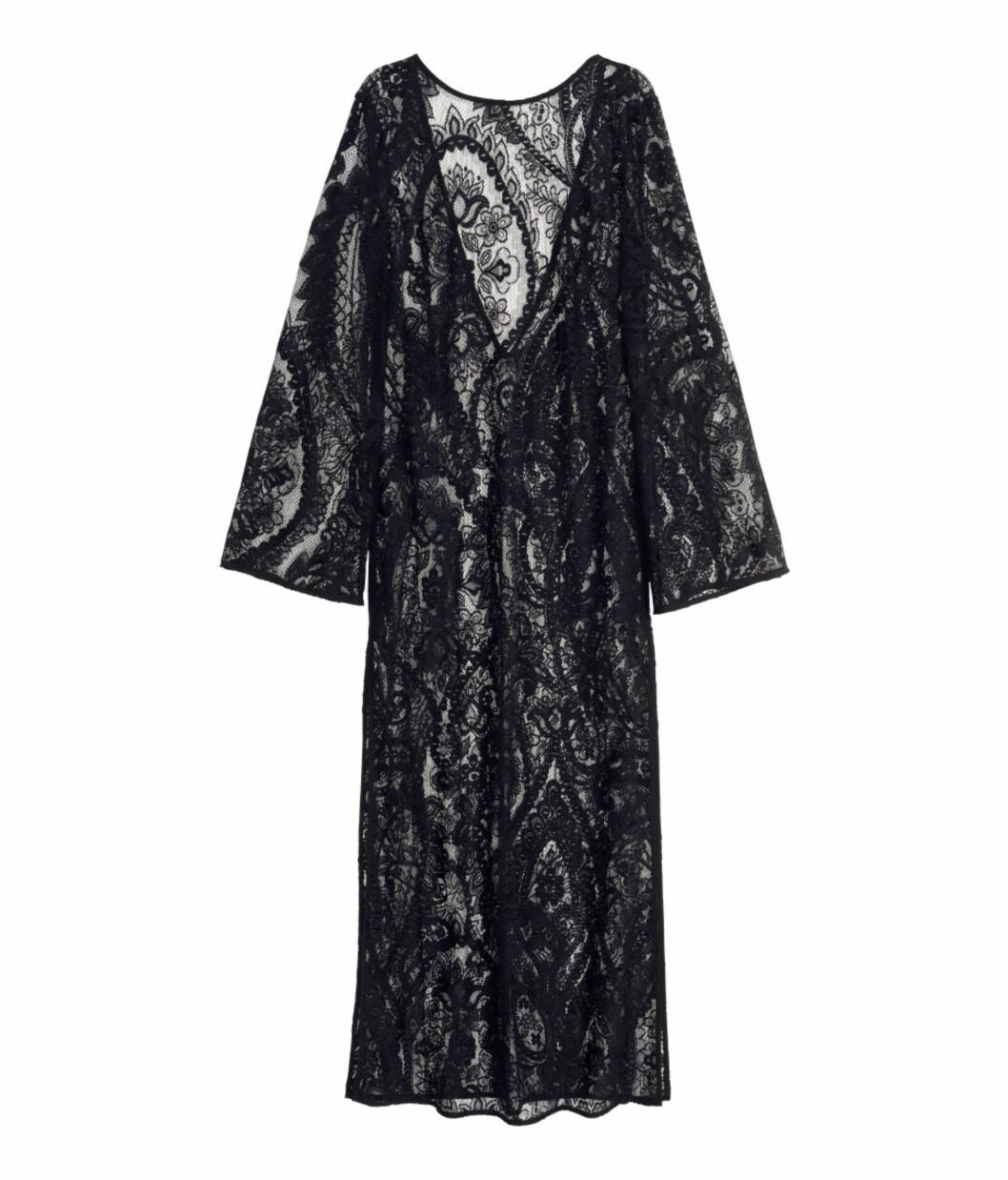 Kjole fra H&M, kr 150. Foto: Produsenten