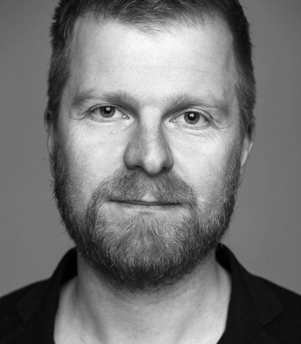John Vinnem for Johnny Love. Foto: Geir Mogen