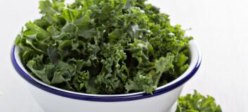 - Grønnkål er en av de sunneste grønnsakene du kan spise