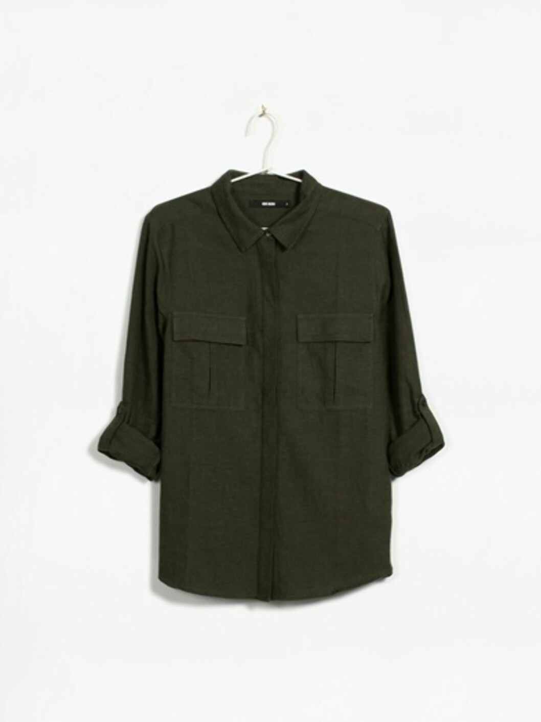 Skjorte fra BikBok, kr 299. Foto: Produsenten