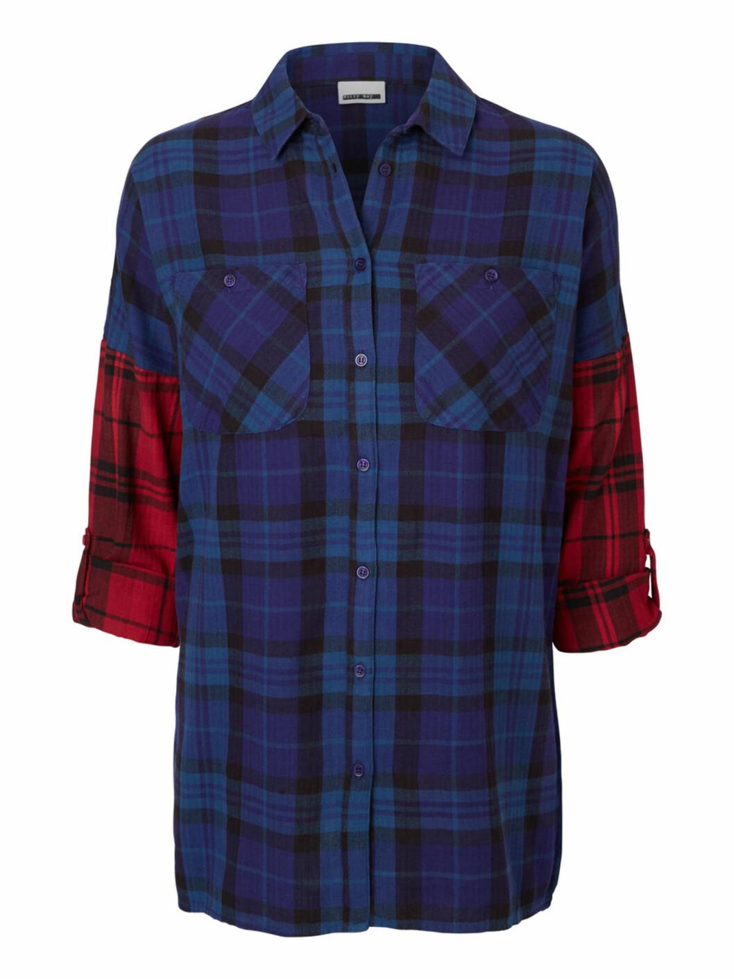 Skjorte fra Vero Moda, kr 299,95. Foto: Produsenten