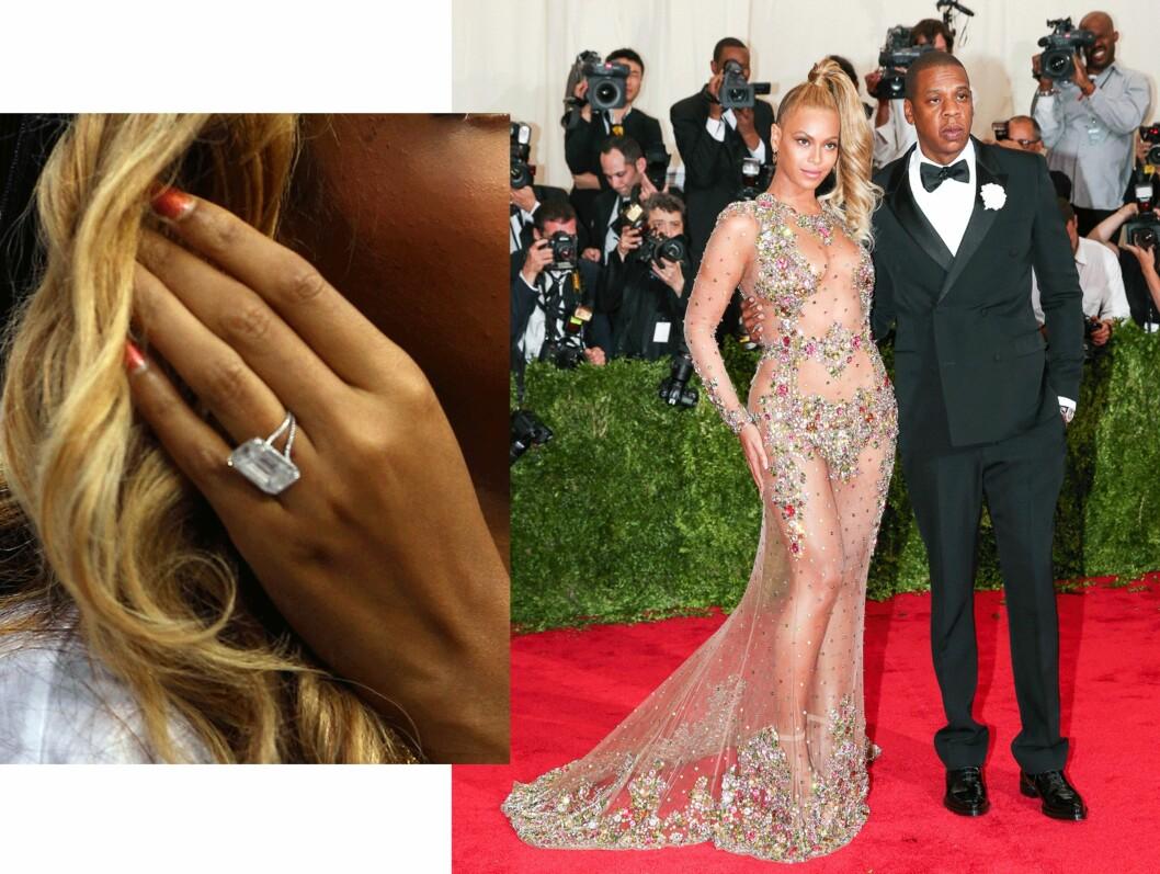 Beyonce (33) og Jay-Z (45). Foto: Scanpix