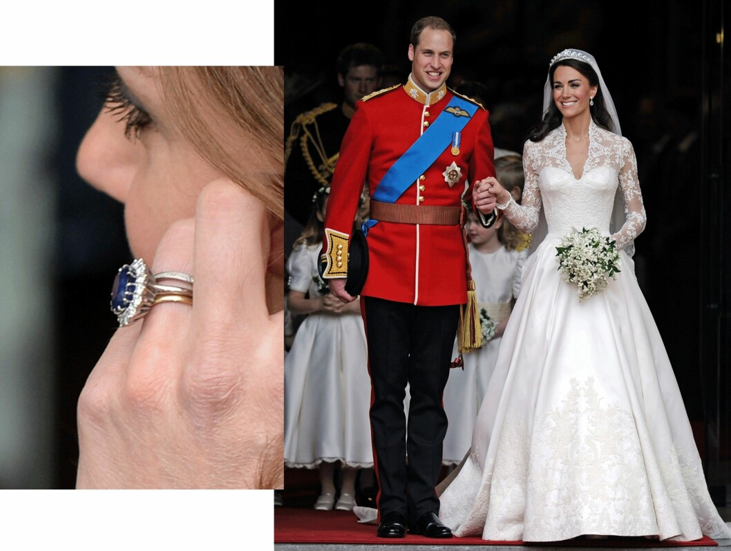 Prins William (33) og hertuginne Kate (33). Foto: Scanpix