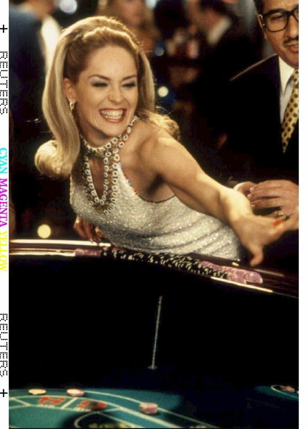 1995: Fra filmen Casino Foto: REUTERS