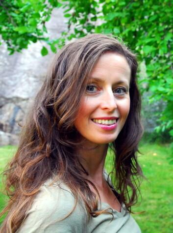 EKSPERTEN: Lise von Krogh.  Foto: Privat