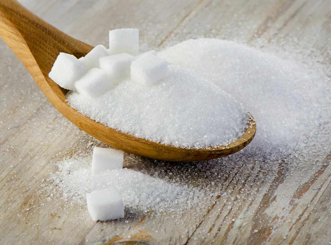 MYE SUKKER: Noen av isteene på markedet inneholder over 30 gram sukker per flaske.  Foto: bit24 - Fotolia
