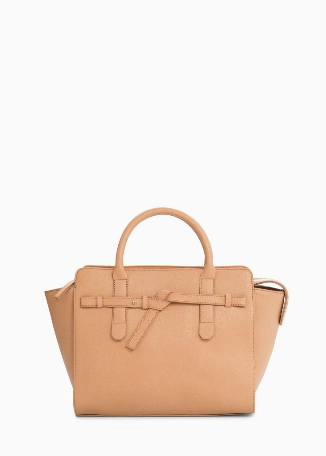 WEEKEND BAG: Mango, kr 199.  Foto: produsentene
