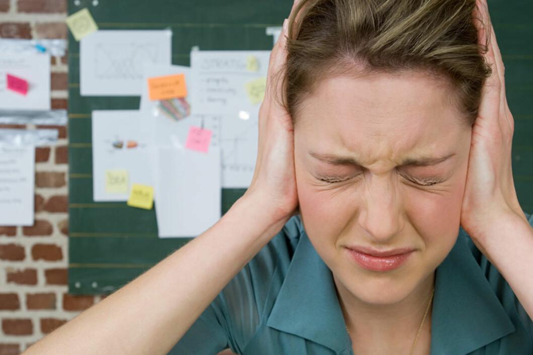 VANSKELIG Å SI NEI: Er det typisk damer å få dårlig samvittighet? Kanskje, men du trenger ikke ha det sånn! Foto: Scanpix