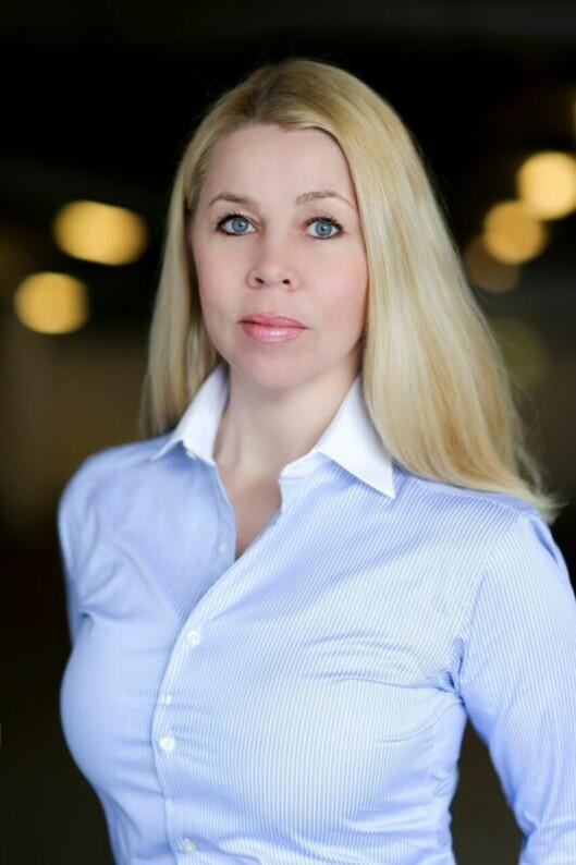 <strong>SEXOLOG:</strong> Ulla Aasland er sexologisk rådgiver og driver privatpraksis i Porsgrunn. Foto: Privat