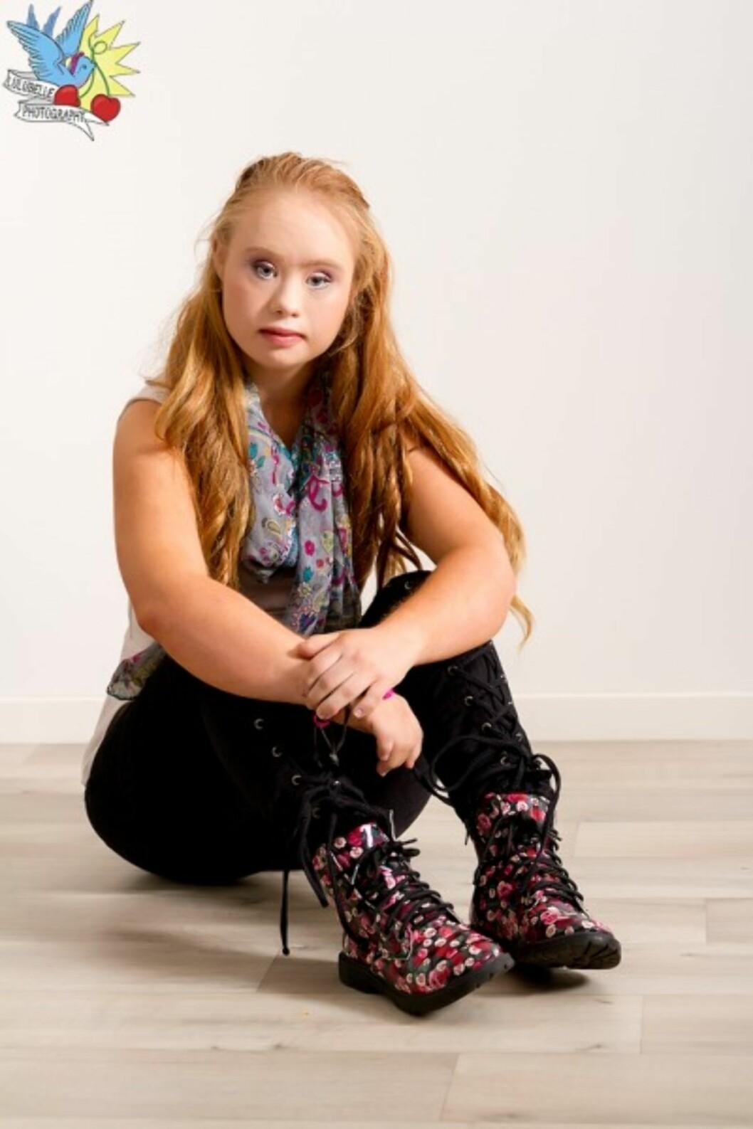 NY PHOTOSHOOT I AUGUST: Madeline skal til New York i august for å ta bilder til EverMaya-kampanjen. Foto: Lulubelle Photography