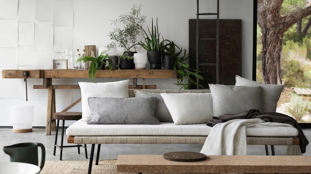 <strong>SINNERLIG BY ILSE CRAWFORD:</strong> SINNERLIG er IKEAs nye designkolleksjon laget i samarbeid med den britiske interiørdesigneren Ilse Crawford.  Foto: IKEA