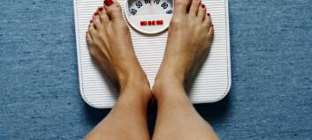 - Kan fort legge på deg to til fem kilo