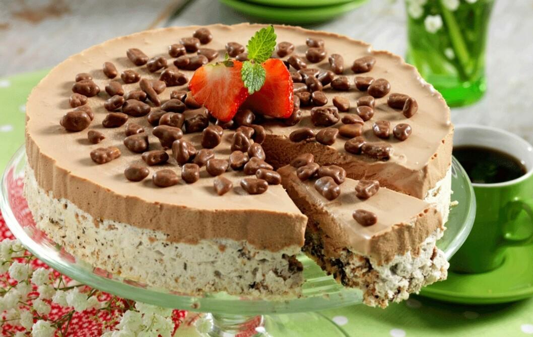 <strong>KJØLENDE:</strong> Perfekt kake på en varm sommerdag.  Foto: All Over Press
