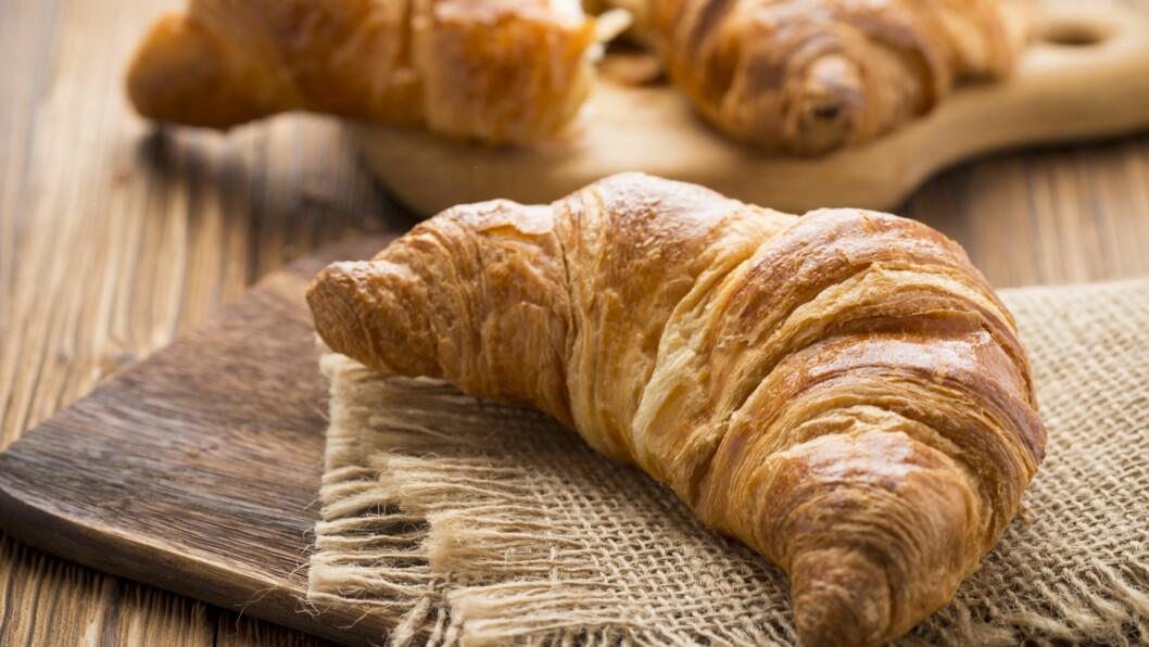 <strong>BAKST:</strong> Har du skikkelig lyst på hjemmelaget croissant, men er usikker på hvordan du lager butterdeig? I denne artikkelen får du bakeekspertens beste tips.  Foto: Fotolia