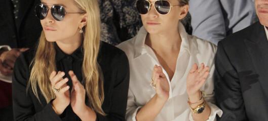 Derfor er Mary-Kate og Ashley Olsen (29) moteikoner
