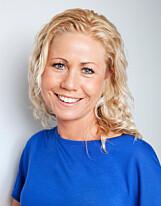 LAG LISTE: Med en elektronisk standardhandleliste kan ukeshandelen gå unna på rekordtid, tipser Tine Sundfør. Foto: Anita Sælø