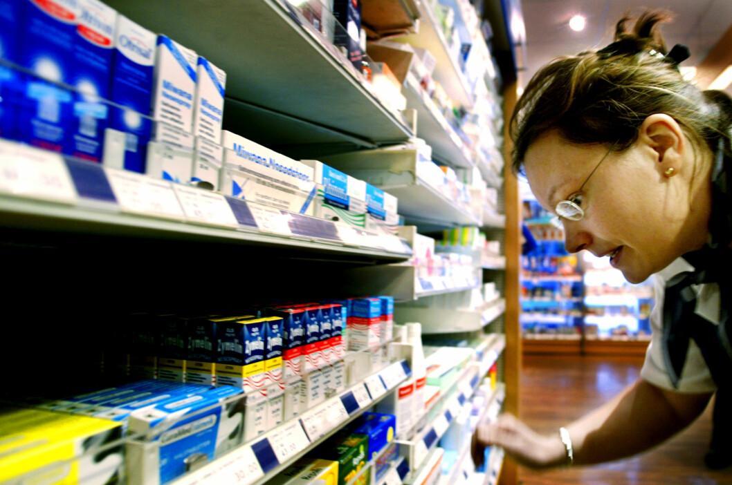 LØSNING? Hverken antibiotika eller andre legemidler kan forebygge eller kurere forkjølelse, du kan kun lindre symptomene. Foto:  Stig B. Hansen, Aftenposten